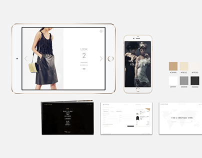 4Boutique Ecommerce UI KIT