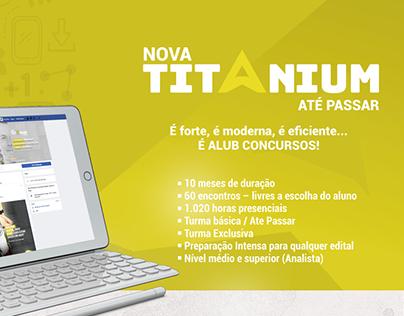Alub Concursos - Turma Titanium