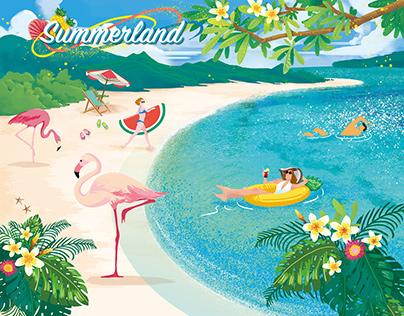 Summerland Studio Project