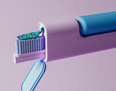 Travel Toothbrush Concept