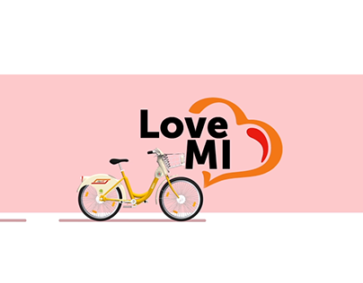 BIKE MI - LoveMi