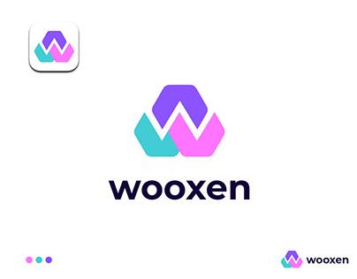 W Letter Logo, W mark
