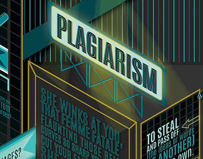 Plagiarism Knowledge Poster (2014)