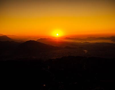 Mesmerizing Sunrise - Sarangkot