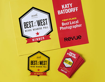 Revue Magazine | Best of the West readers poll promos