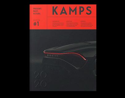 KAMPS Magazin