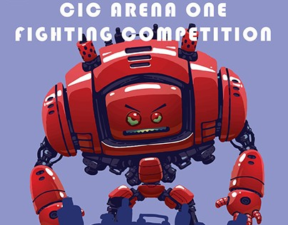 CIC ARENA 1 - Fighting Competition (All Artworks)