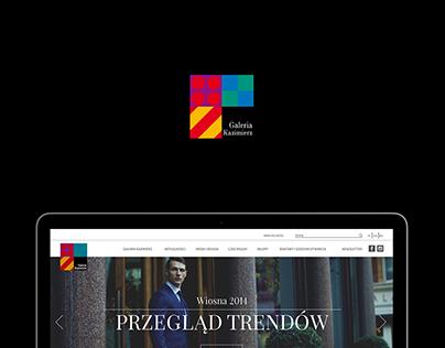 Galeria Kazimierz - website