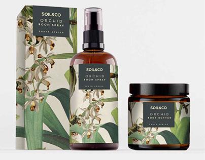 Soil&Co Cosmetics Range