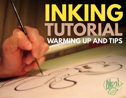 Brush and Ink Tutorial