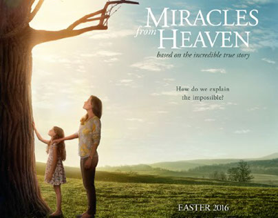 Miracles From Heaven - Motion Graphics
