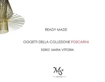 Ready Made delle Lampade Foscarini