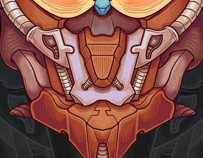 Robot (print)