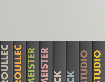 Libros Gustavo Gili - Diseño editorial