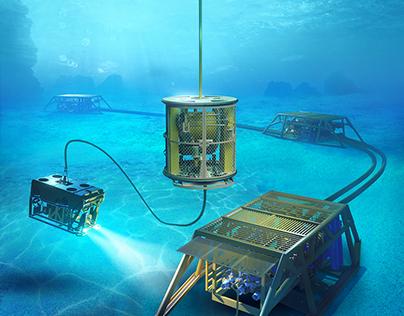 Subsea Illustration