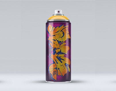 MTN limited Edition Artist Series Can