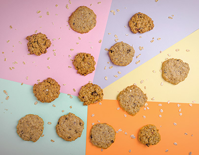 Welita's Oatmeal Cookies