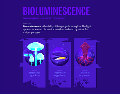 Bioluminescene
