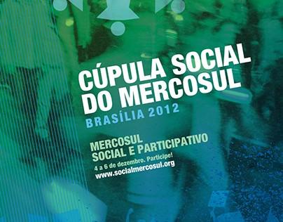 Cúpula Social do Mercosul