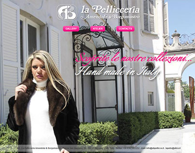 Sito Web - www.abpellicce.it
