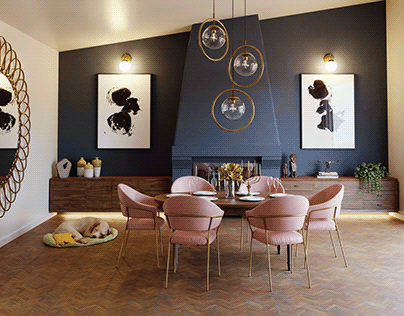 Dining Room Revisted