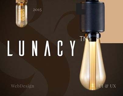 Lunacy | Web Design