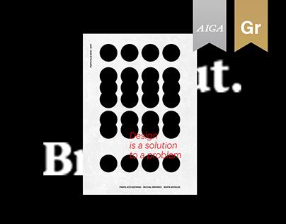 Brut. Design Bureau | Branding