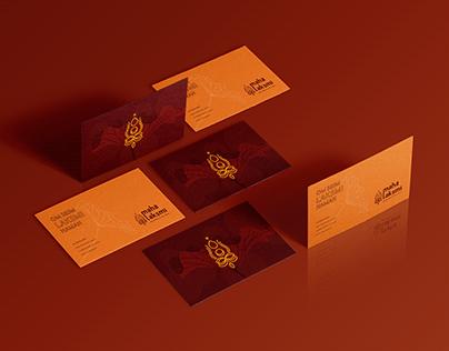 Maha-Laksmi - Branding.