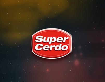 Super Cerdo / Super parrilla.