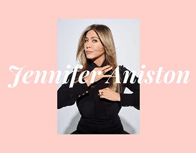 Jennifer Aniston Website