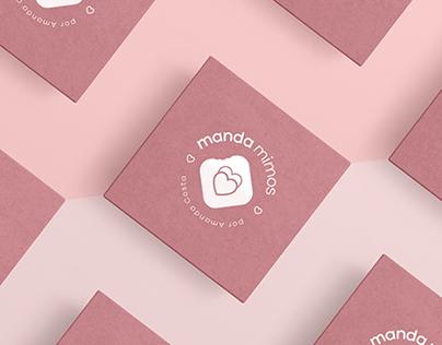 Manda Mimos | Branding