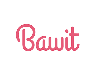 Bawit logo and business cards