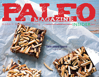 Paleo Magazine Insider - May 2015