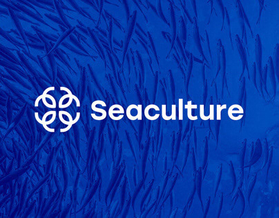 Seaculture Brand Identity