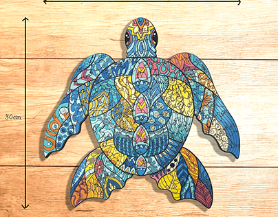 jigsaw puzzle design