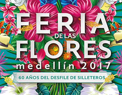 BRANDING FERIA DE LAS FLORES 2016-2017