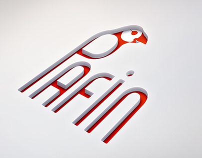 Pafin The Mobile Bookstore Identity Design