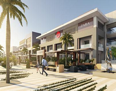 Family City Mall | Architectural Design.