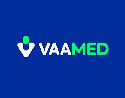 Branding para VAAMED