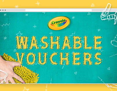Washable Vouchers | Crayola