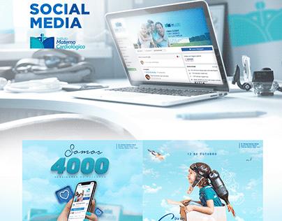 Social Media - IMCARDIO