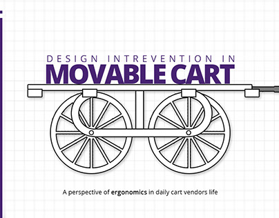 Ergonomic Design of Cart