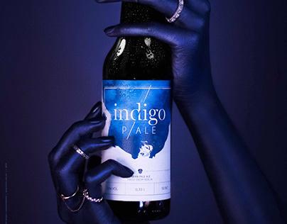 Indigo Pale Ale Markenentwicklung
