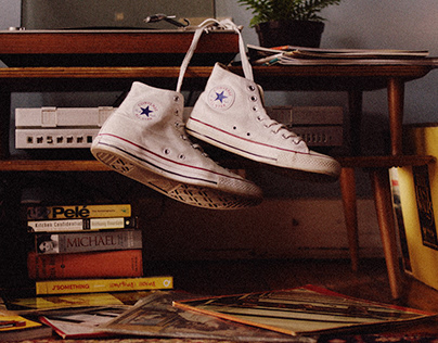 All The Stories Are True - Converse