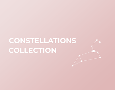 12 zodiac constellations collection