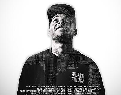 Jabee - Black Future Tour