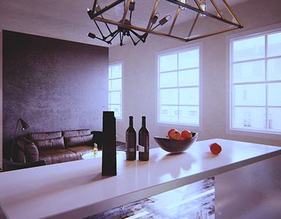 Berlin apartment design