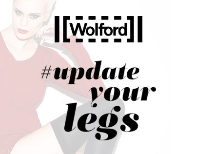 Wolford #UpdateYourLegs contest