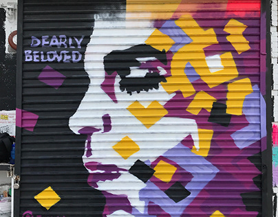 "Mural: ""Dearly Beloved"""
