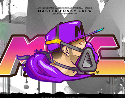 MasterFunkyCrew Branding 2016